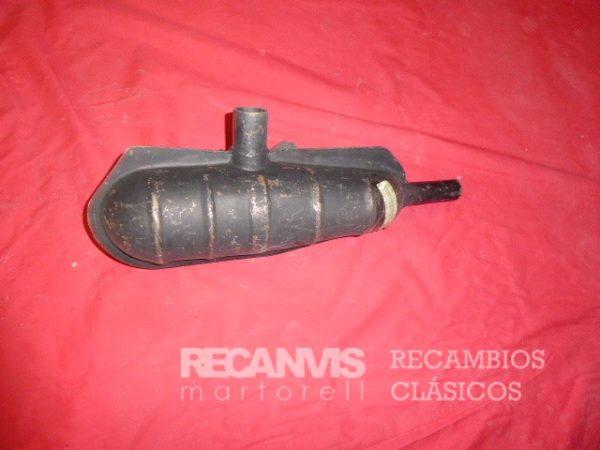 850F1109 SILENCIOSO RENAULT-4 1ª