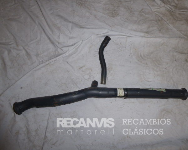 850F1326D TUBO COLECTOR GS DCHO