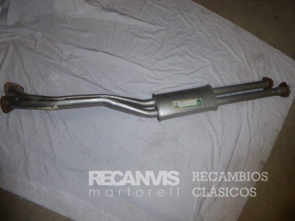 850F61664 SILENCIOSO BMW 323-I